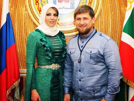 фото чеченская платья