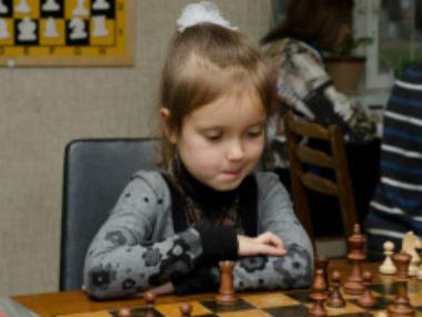 Вероника Веремьюк стала лучшей шахматисткой среди сверстниц