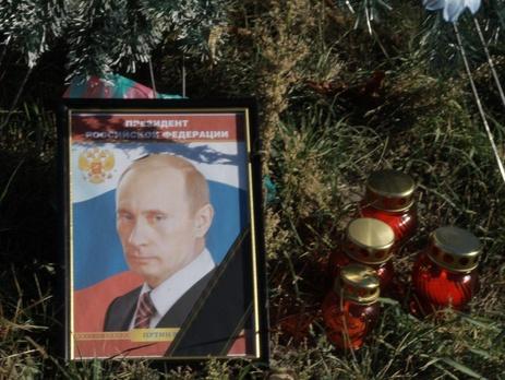 Российские силовики задержали членов Украинского культурного центра в Симферополе за возложение цветов к памятнику Хмельницкому - Цензор.НЕТ 362