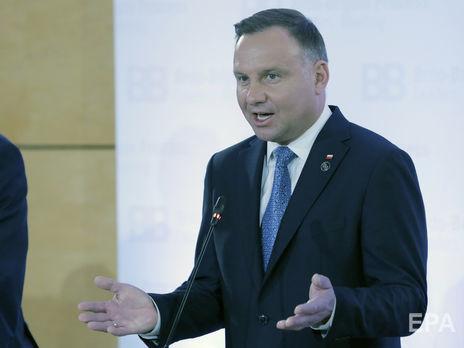 Встреча Зеленского иДуды: вВаршаве поведали, очем будут говорить