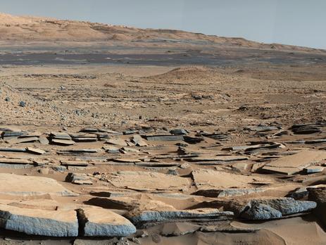 Curiosity нашел следы древних озер