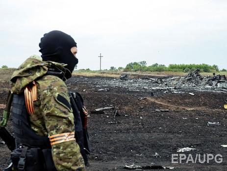 В ДНР заявили, что не будут заниматься расследованием крушения Боинга