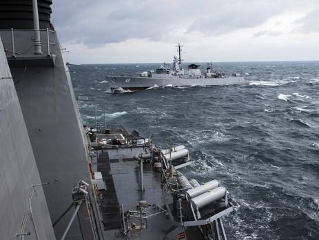 Военные США первый раз провели тестирования ПРО вевропейских странах