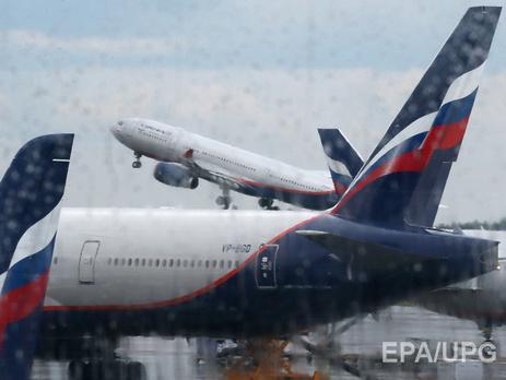 Российские авиакомпании должны прекратить полеты в оккупированный Крым заявил Пивоварский