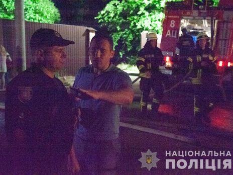 Пожежа у психіатричній лікарні сталася ввечері 10 червня