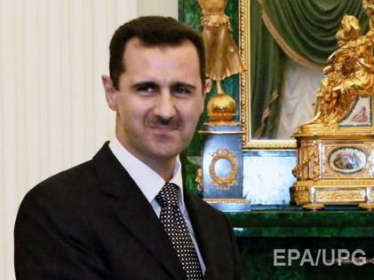 Асад объявил русской делегации, что готов участвовать ввыборах