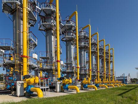 """Газ европейских компаний в Украине находится в режиме """"таможенный склад"""""""