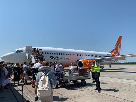 В авіакомпанії повідомили, що позов до суду подала людина, яка ніколи не купувала квитків у SkyUp Airlines