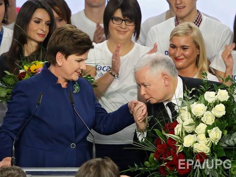 Выборы вПольше выиграла партия экс-премьера Качиньского