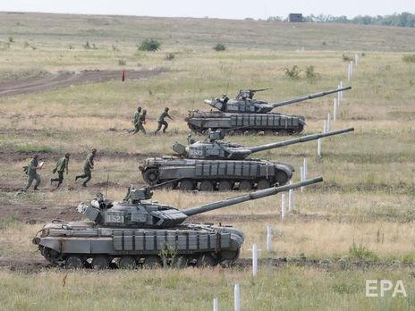 ООС: Боевики обстреляли позиции украинских военных из запрещенного минскими соглашениями вооружения