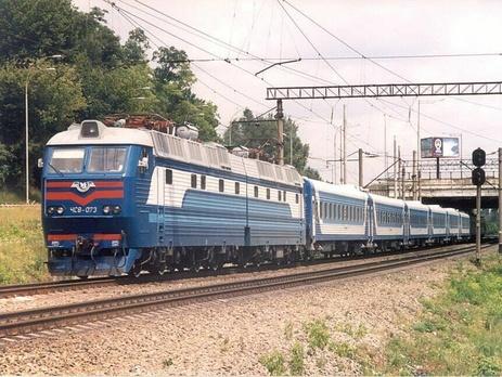 Поезд попасная киев маршрут