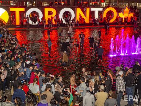 В параде в Торонто, где произошла стрельба, принимал участие премьер-министр Трюдо
