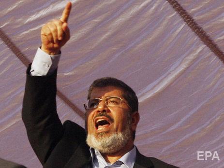 В Египте усилили меры безопасности после смерти Мурси