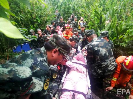 На юго-западе Китая произошло землетрясение, в результате которого погибло 13 человек