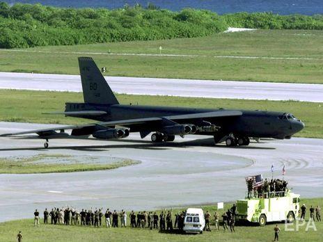 Минобороны России сообщило о перехвате американских бомбардировщиков