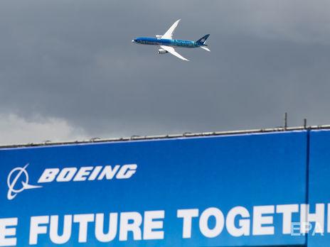 Boeing впервые после авиакатастроф подписал контракт на поставку 737 MAX