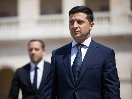 Зеленский предложил встретиться в Администрации Президента