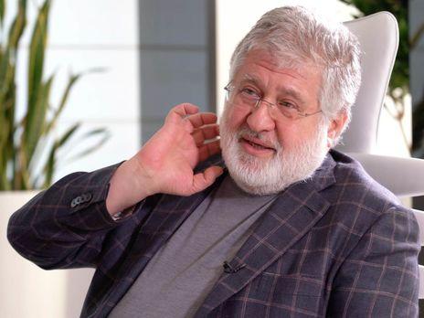 Коломойский высмеял объявление Зеленского обинвестициях вДонбасс: «Могу выкрасить ларек»