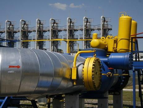 Украинский импорт газа из Евросоюза значительно превышает его импорт из РФ