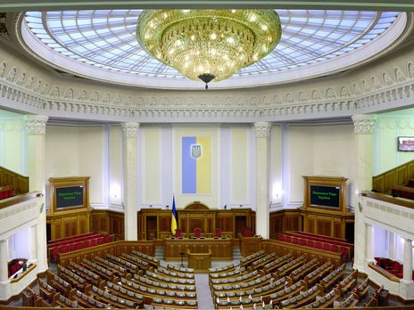 В Украине должно быть 450 нардепов