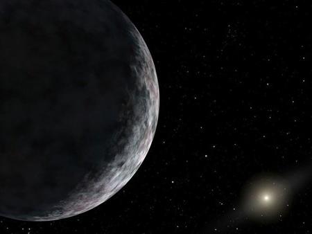 Планета удалена от Солнца на