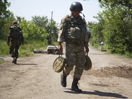 Боевики продолжили обстреливать позиции ВСУ