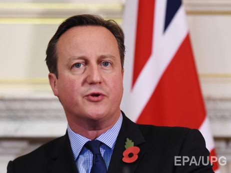 Кэмерон о предположительном убийстве главного палача ИГИЛ