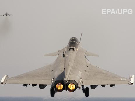 США рассчитывают, что Франция усилит авиаудары по боевикам ИГ