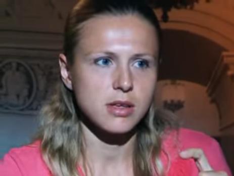 Легкоатлетка ЮлияСтепанова&nbsp