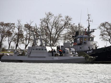 В РФ украинским военнопленным морякам начали предъявлять обвинение в окончательной редакции – адвокат