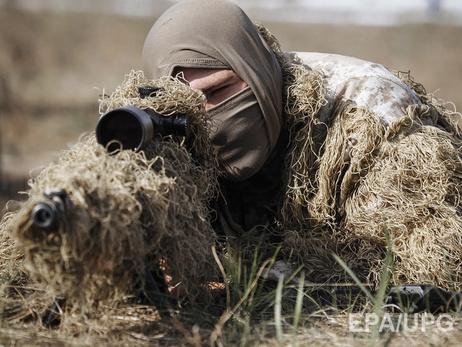 Боевики обстреляли Опытное со стороны Спартака