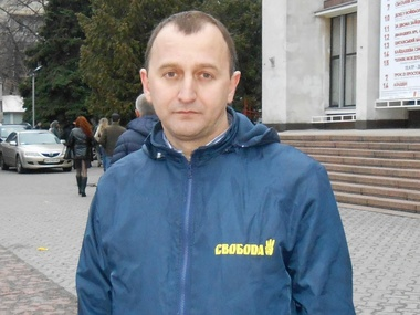 Ватный Василий Колорадович. 23-я бригада
