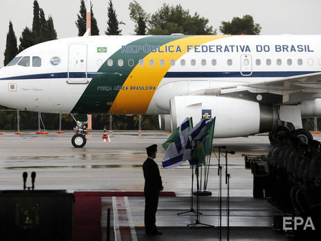 Картинки по запросу картинки самолет   Жаир Болсонару