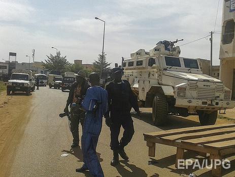 Украинцы не пострадали в результате теракта в Мали
