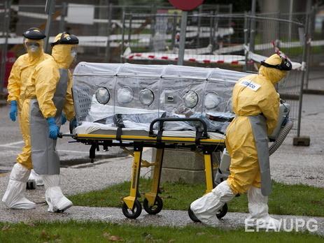 Вирус Эбола продолжает уносить жизни в Либерии