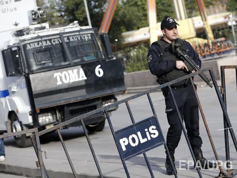 В Турции прогремел взрыв