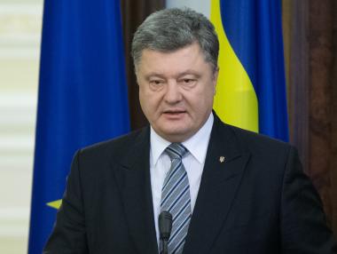 Порошенко: Единственная возможность вернуть Крым – это успех Украины