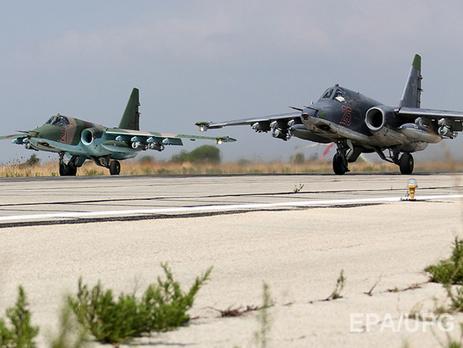 Россия продолжает бомбить населенные пункты находящиеся под контролем сирийской оппозиции