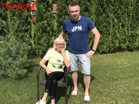 Вдова Чанова: Мужу предлагали возглавить сборную Израиля, но он захотел вернуться в Украину