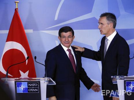 Ахмет Давутоглу: Мы не будем нагнетать напряженность с Россией
