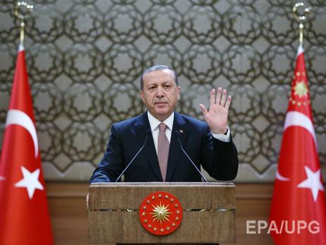 Эрдоган про обвинения РФ: Те, кто использует клевету должны уйти в отставку со своих собственных мест