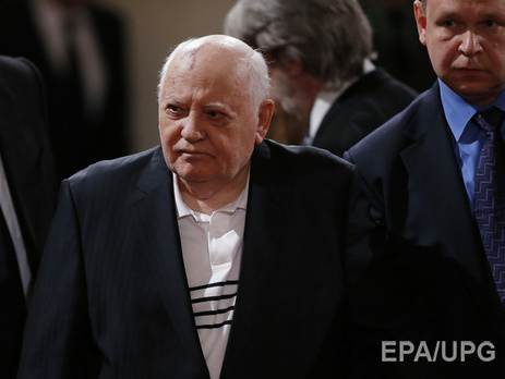 Горбачев считает, что переговорщики давно должны были начать поиск компромисса между РФ и Турцией