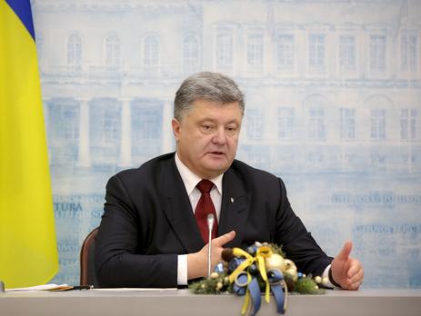 Порошенко поблагодарил Литву за поддержку Украины и содействие в проведении реформ