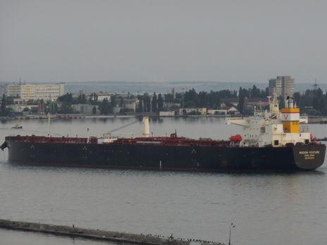 Танкер с американской нефтью прибыл в порт Одессы утром 6 июля