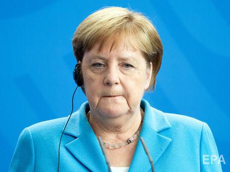 Меркель запевнила, що з нею все гаразд