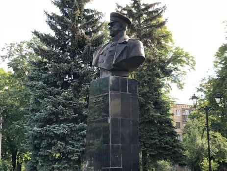 После инцидента со сносом Кернес обещал восстановить памятник