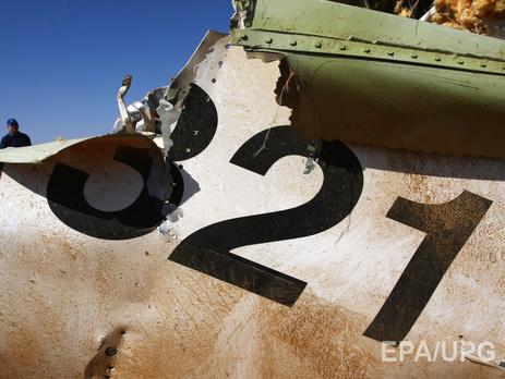 Россия с Египтом разошлись в оценках причин катастрофы А321