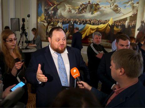 Стефанчук: Я глибоко переконаний, що в разі підтримки нового закону про люстрацію в нас буде абсолютне виконання всіх норм і положень чинного законодавства