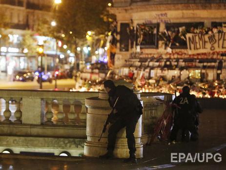Полиция арестовала еще одного подозреваемого в причастности к терактам в Париже