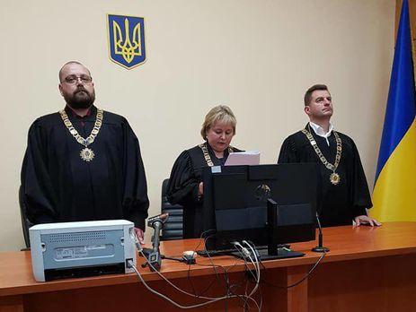 Шостий апеляційний адміністративний суд скасував постанову ЦВК стосовно Кузьміна